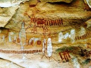 serra-da-capivara-pinturas-rupestres