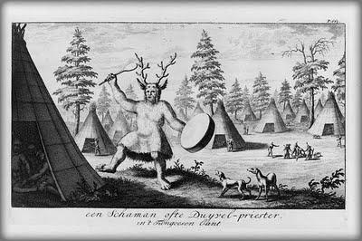 Xamanismo no paleolítico