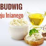 Dieta Budwig. Dieta em que o Óleo de linhaça é usado como parte do tratamento contra o câncer.