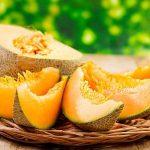 7 importantes benefícios do melão cantaloupe