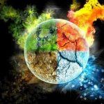Magia da natureza: treinamento na mágica dos elementos