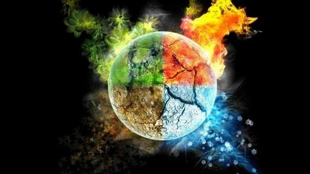 """De acordo com os ensinamentos esotéricos, existem quatro elementos: terra, ar, fogo e água. Abriremos o véu do tema """"controle de elementos, aprendendo a magia dos elementos"""". Quais são as possibilidades dessa gestão?"""