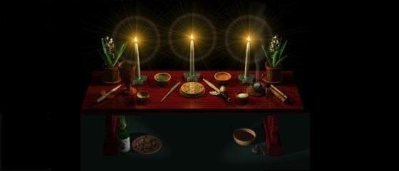 Lição 2.1. Ritual da Magia do Fogo. Vivernatural.com.br