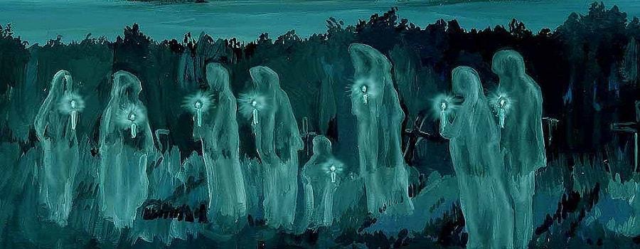 Lição 4.2. Espíritos dos mortos. Vivernatural.com.br