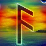 Interpretação de runas. Runa Ansus, significado da runa.