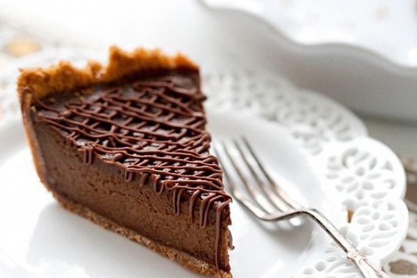Torta de abóbora e chocolate triplo da soninha, que é uma viciada em chocolate, bem que ela tentou ser mais saudável... mas o chocolate sempre vence.