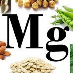 Insuficiência de magnésio no corpo