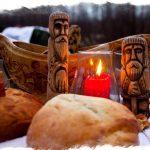 Ritual eslavo para expulsar as doenças