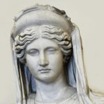 Héstia a deusa anciã