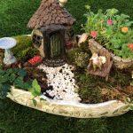 Criando um jardim de fadas