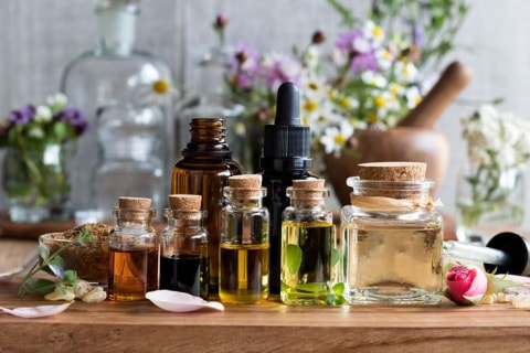 óleos essenciais antioxidante receita