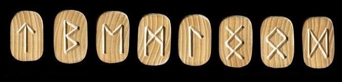 Tyura futark runas