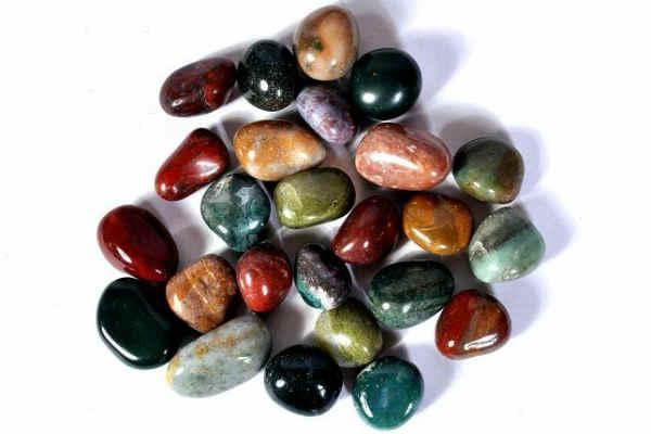 Ágata pedra poder