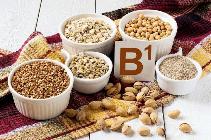 nutrição saúde b1 tiamina