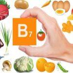 Para que serve a vitamina B7 ou biotina