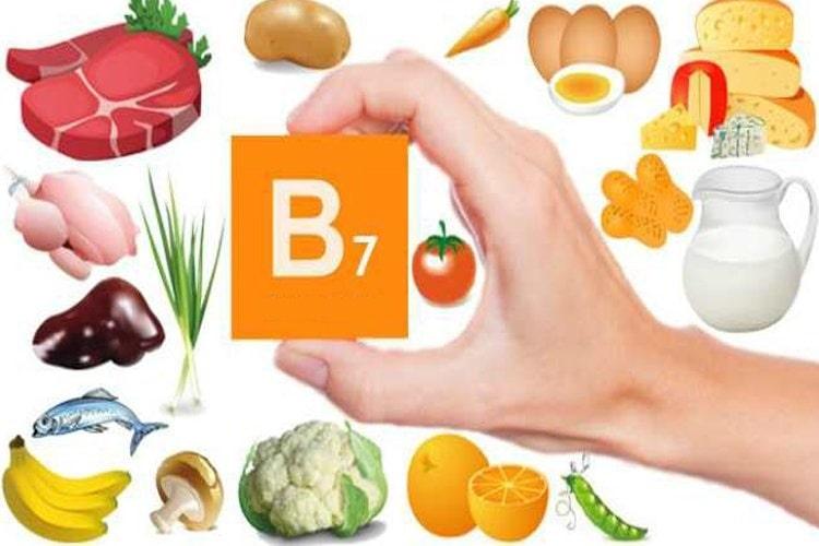 biotina b7 vitamina