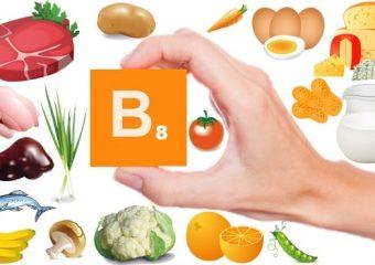 inositol b8 vitamina saúde dieta