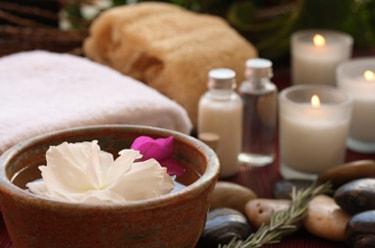 Banhos aromáticos stress aromaterapia