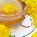 Chá de dente-de-leão para emagrecimento
