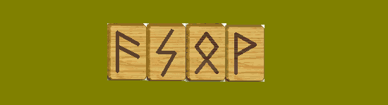 Feitiços encantos runas eslavos fórmula sorte