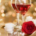 Receita de vinho caseiro de pétalas de rosa