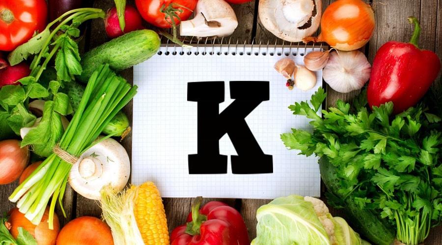 vitamina k saúde