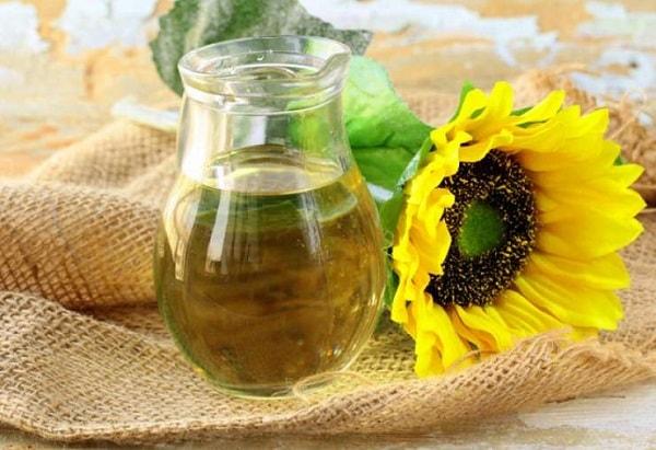 óleo de girassolsaúde coração pele beleza