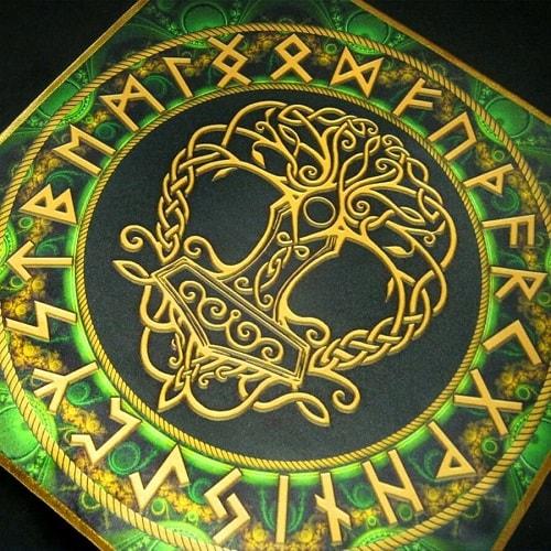 altar deusa deus magia 4 elementos