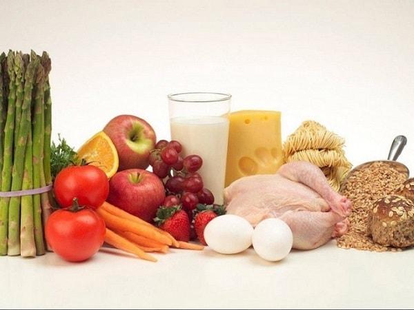 complexo b vitamina saúde dieta alimentação anemia