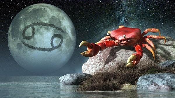 influência da lua  horóscopo  crianças astrologia cancer