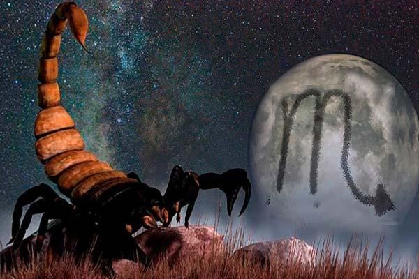 influência da lua  horóscopo  crianças astrologia escorpião