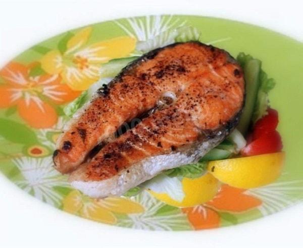 truta arco-iris peixe receita