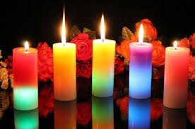 velas cores magia proteção
