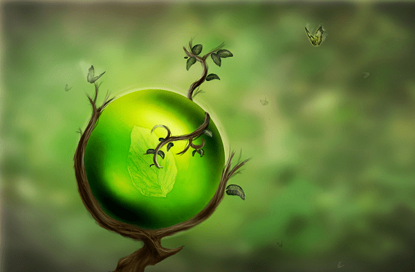 xamanismo magia elementos naturaza terra