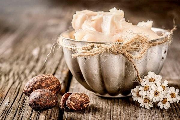 manteiga de karité óleo base óleo essencial pele rosto corpo