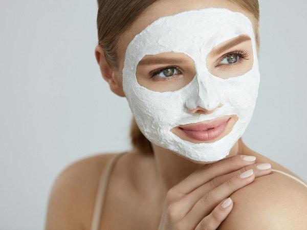 Máscaras Faciais hidratação cuidado pele acne