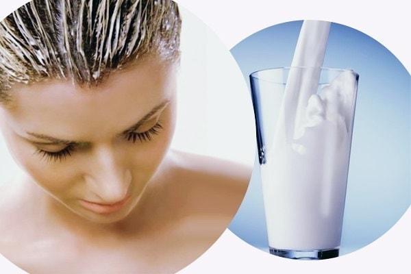 leite cabelos pele rosto cuidado beleza