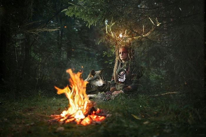 xamã xamanismo vida ecologia natureza alma espirito