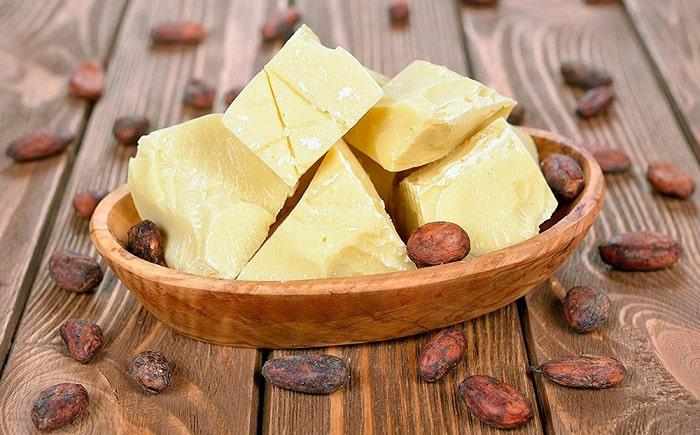 Manteiga de Cacau pele cabelo rosto corpo saúde natural ecologico