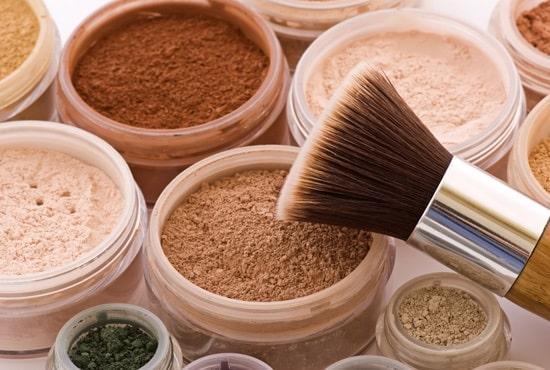 pó compacto instruções dicas beleza pele