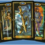 Características dos quatro naipes do Tarô: Espadas