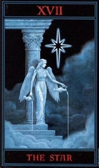 Estrela tarot cartas adivinhação futuro sorte conselho magia Tarô