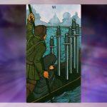 Entendendo o Tarô: o 6 de Espadas