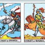 Entendendo o Tarô: o Cavaleiro de Espadas