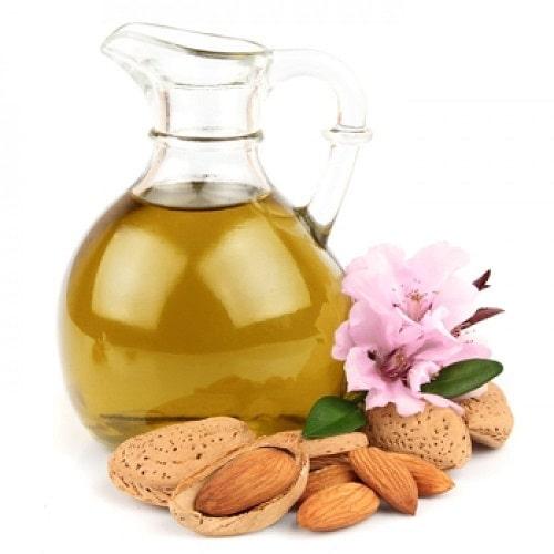 amêndoas doce óleo base corpo cabelos pele saúde